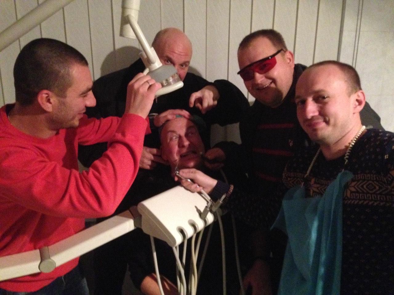 Исчезновение дантиста