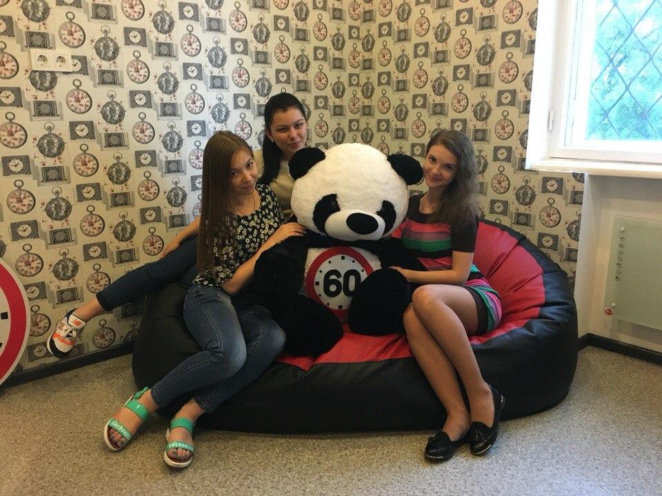 При чём тут панда?
