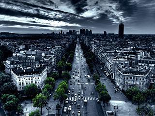 Город без солнца