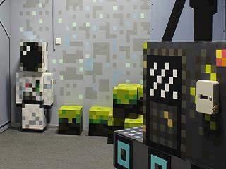Minecraft. Космические путешествия
