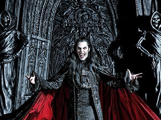 Подземелье графа Дракулы