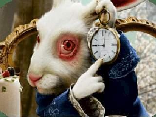 Приключения Алисы в зазеркалье