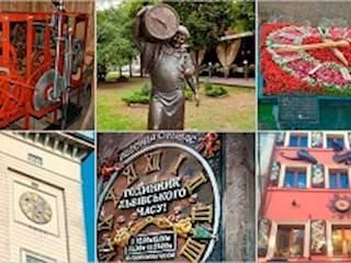 Средневековые часы во Львове