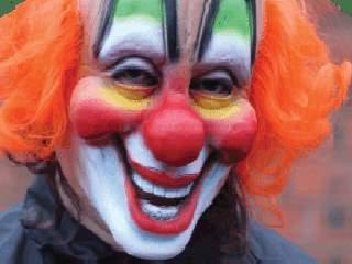 Тайны клоуна