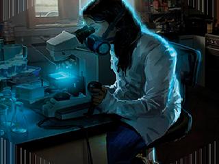 Тайная лаборатория