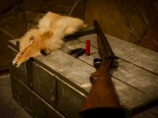 Хижина Oхотника