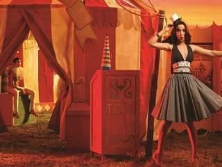 ОНО: заброшенный цирк