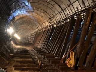 Заброшенная ветка метро
