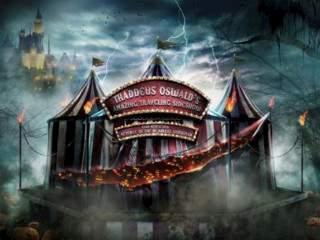 Заброшеный цирк